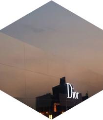 Christian Dior ocuparà el lloc de Pronovias en el número 74 del Passeig