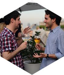 Més de 300 persones inauguren Terrassing Dir 2014