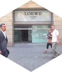 Loewe prescindeix de la Galeria del Passeig