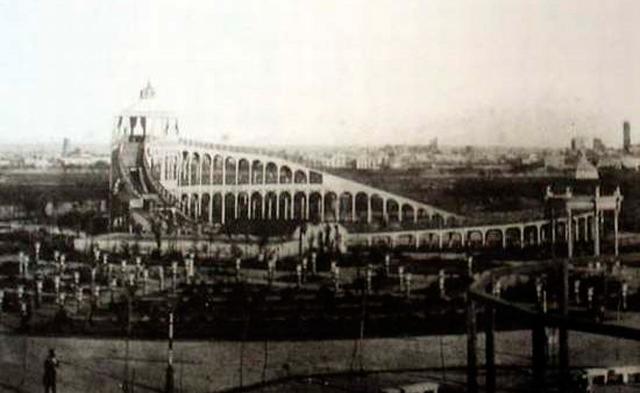 los campos eliseos de barcelona historia 1 El pasaje de los Campos Elíseos de Barcelona