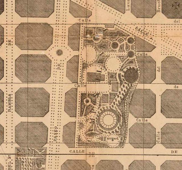 los campos eliseos de barcelona historia 5 El pasaje de los Campos Elíseos de Barcelona
