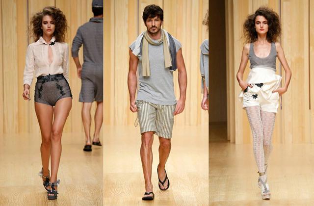 080 barcelona fashion desfile celia vela La cuarta jornada de la 080 barcelona fashion