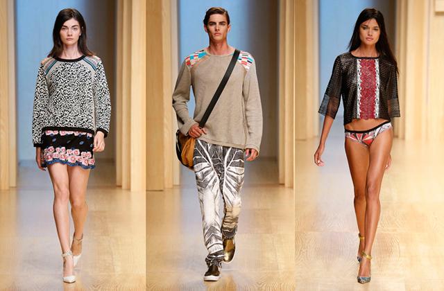 080 barcelona fashion desfile custo La tercera jornada del 080 Barcelona Fashion
