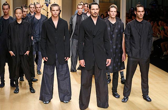 080 barcelona fashion desfile josep abril La tercera jornada del 080 Barcelona Fashion