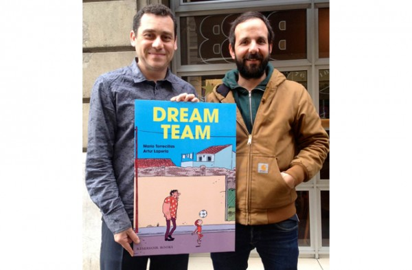 comics-paseo-de-gracia-dream-team