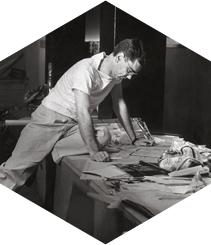 La nueva Galería Loewe homenajea a Javier Carvajal