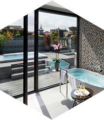 Les noves suites del Mandarin Oriental de Barcelona