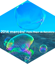 La Mercè 2014 with more music than ever