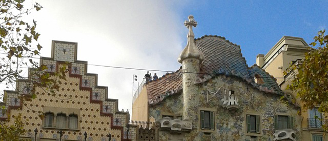 casa amatller 10 Puig i Cadafalch y la Casa Amatller
