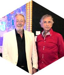 El cosmos de Franck R. Tassi en la B12 de Ibiza