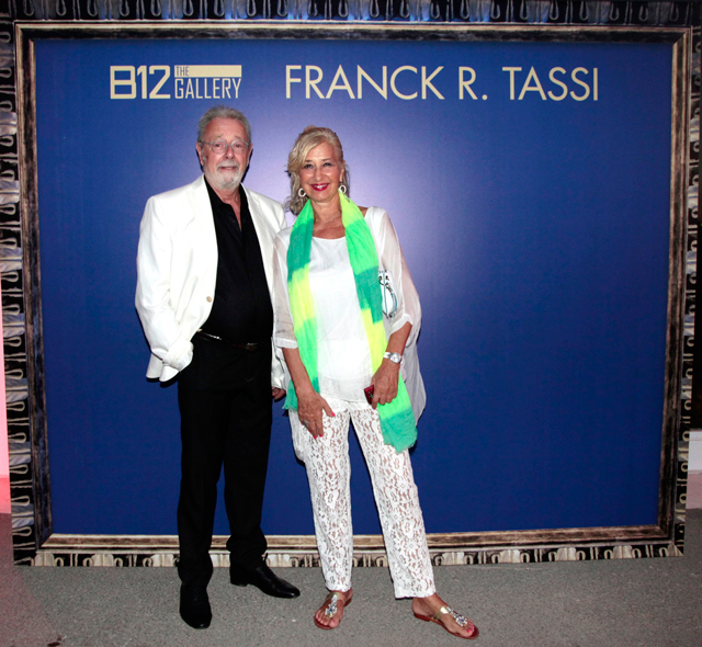 evento b12 gallery en ibiza by carlos martorell frank tassi El cosmos de Franck R. Tassi a la B12 dEivissa