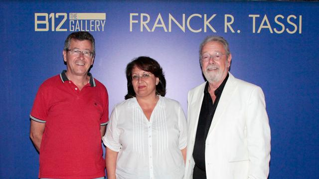 evento b12 gallery en ibiza by carlos martorell lucas prats El cosmos de Franck R. Tassi a la B12 dEivissa