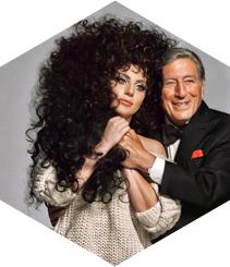 Lady Gaga i Tony Bennett inseparables