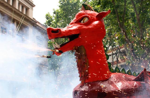 running barcelona la milla del drac Empieza septiembre ¡corre!