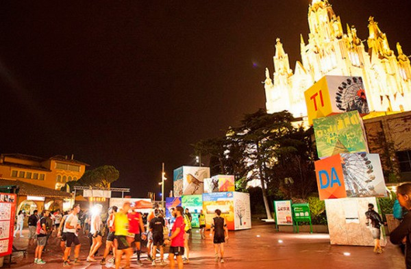 running-barcelona-midnight-trail-tibidabo