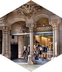 Twin-Set obra la seva botiga més gran d'Europa