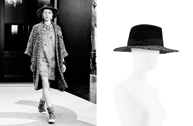 tendencia sombrero invierno chanel Els 6 barrets més sofisticats de lhivern
