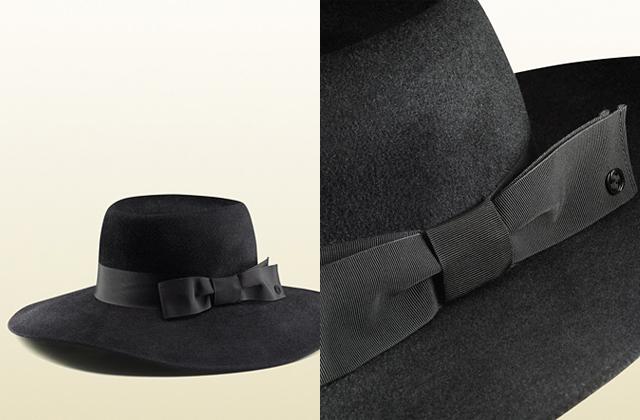 tendencia sombrero invierno gucci Los 6 sombreros más sofisticados del invierno