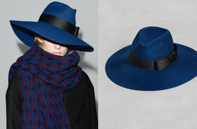 tendencia sombrero invierno orther stories Els 6 barrets més sofisticats de lhivern
