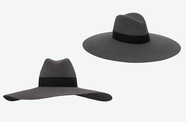tendencia sombrero invierno saint laurent Los 6 sombreros más sofisticados del invierno