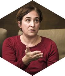 """""""Yo quiero Catalunya y España con una revolución democrática"""""""