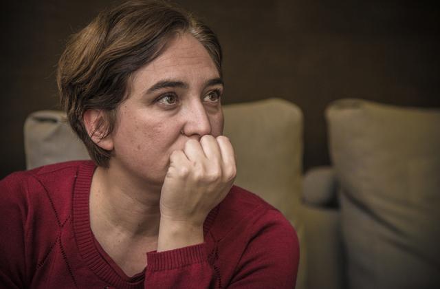 juan soto ivars entrevista ada colau barcelona 5 Yo quiero Catalunya y España con una revolución democrática