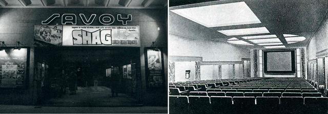 cine savoy paseo de gracia 3 Los cines de los años treinta en Paseo de Gracia