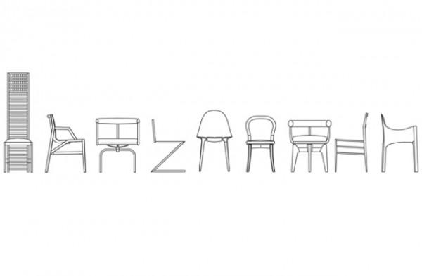exposicion-sillas-cassina-barcelona-1