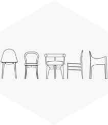 La historia de Cassina a través de sus sillas