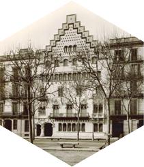 La Casa Amatller ens retorna al 1900