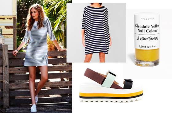 spring essentials 2015 paseo de gracia sunny morning 2 Canvi darmari