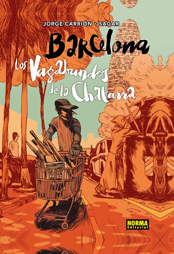 comic-sant-jordi-libreria-laie-barcelona-vagabundos-chatarra