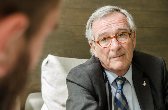 entrevista alcalde xavier trias barcelona 12 Xavier Trias en té més ganes