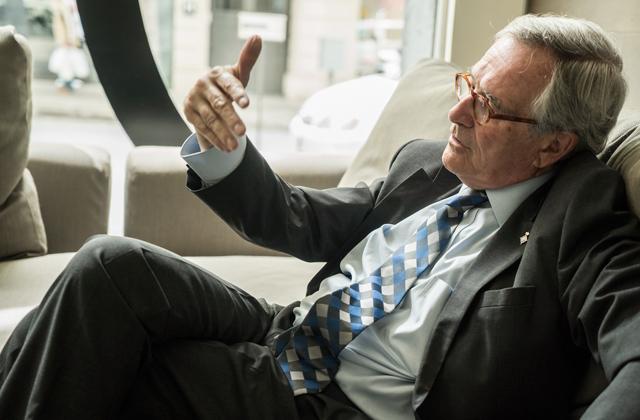 entrevista alcalde xavier trias barcelona 2 Xavier Trias en té més ganes