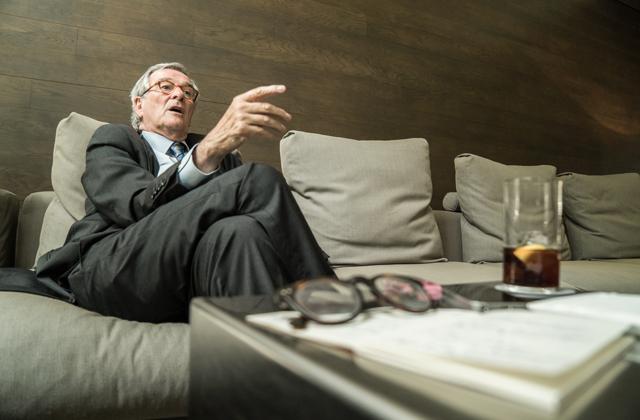 entrevista alcalde xavier trias barcelona 5 Xavier Trias tiene ganas de más