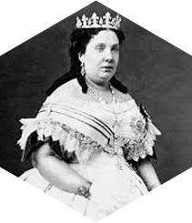 La familia real en el Saló de Plens: una suegra y una nuera