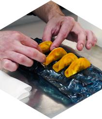 Cocina de mar con alma Riojana