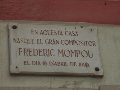 4 El vecino Mompou