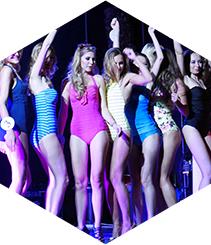 Fui al concurso Miss Rusia Barcelona 2015