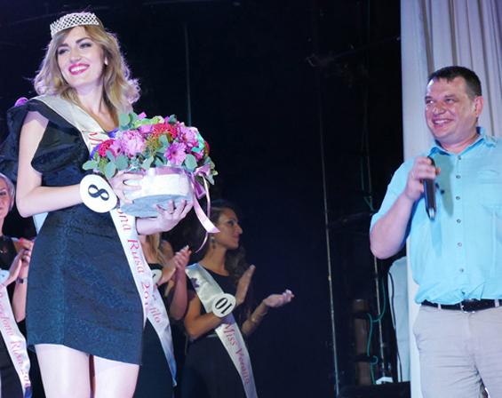 missruss9 paseo de gracia Fui al concurso Miss Rusia Barcelona 2015