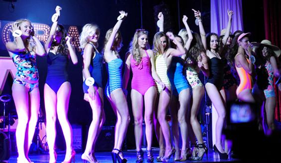 misssrruuus4 paseo de gracia Fui al concurso Miss Rusia Barcelona 2015