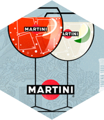 La 1ª Ruta con Martini en Barcelona