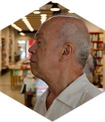 """""""Aquí todos los libros tienen la misma oportunidad, y esto las nuevas tecnologías lo han matado"""""""