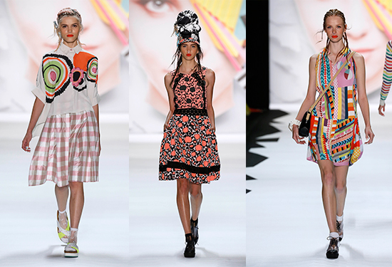 desigualss16 Moda española en la New York Fashion Week