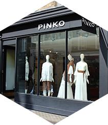 Pinko abrirá su primera tienda en Barcelona