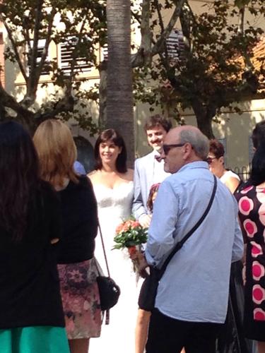 sam1 Samanta Villar se casa con su novio Raul Calabria