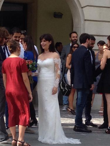 sam2 Samanta Villar se casa con su novio Raul Calabria