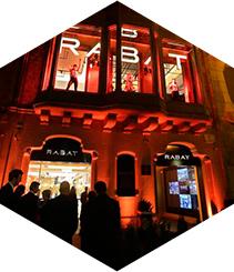 Rabat inaugura su nuevo espacio en Paseo de Gracia