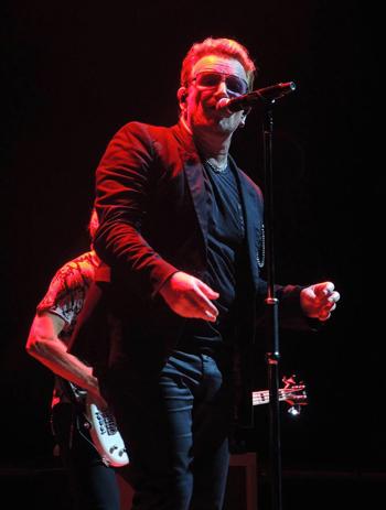 u23 Bono, vete ya