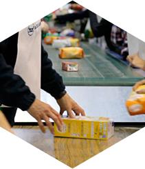 El gran recapte d'aliments en Cataluña